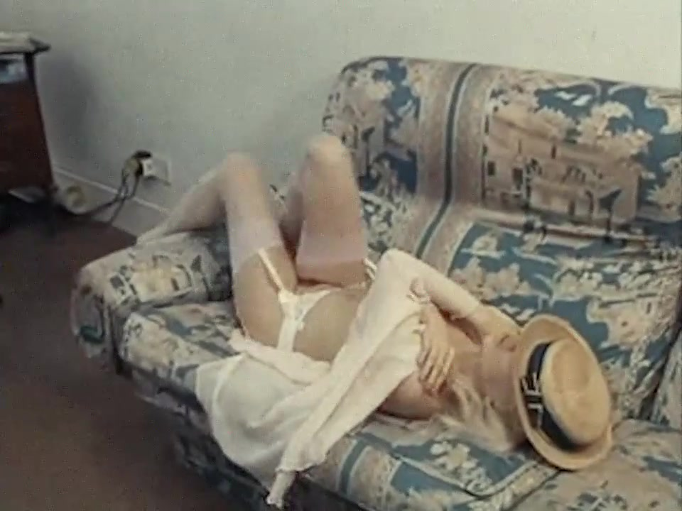 vintage British small tits dance tease