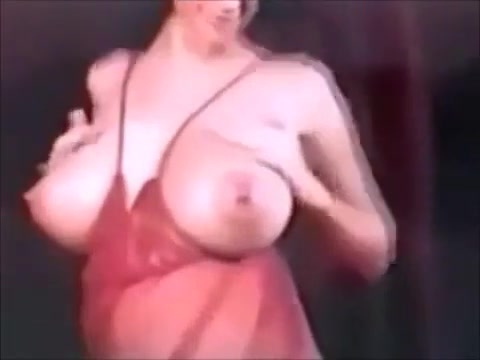 Vintage Big Boobs Solo